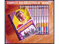 ## COMPLETE 13 DVD COLLECTION OF CULT JAPANESE TV SERIES OF THE 70'S ##