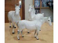 BESWICK PONIES - COLLECTION OF 3