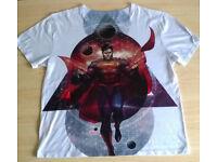 TM & DC Comics SUPERMAN T Shirt 2XL Still with labels