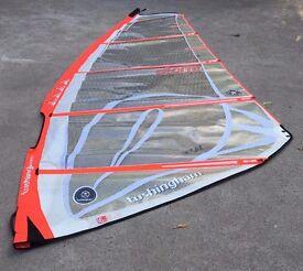 Tushingham Storm 6.25m² Windsurf Sail - Very Good Condition