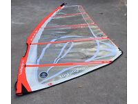 Tushingham Storm 6.25m² Windsurf Sail - Very Good Condition