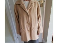 Ladies Viyella 3/4 length Coat