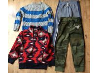 Bundle of boy clothes x4 items from Gap size 5-6 year old in excellent condition