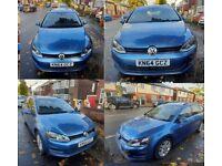 Excellent condition Volkswagen, GOLF, Estate, 2014, Auto, Diesel 1598 (cc), 5 doors