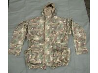 Lightweight, Kit Carry 'Arid Camo' Military Sniper Smock by Miltec (Size XLarge) (2)