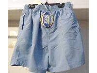 Zoggs Penrith Swim Shorts. Blue. Size S
