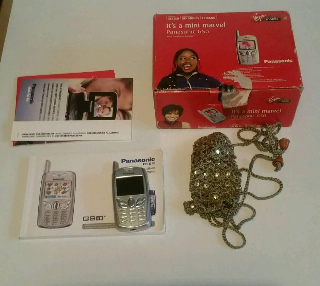 Mobile Phone  Tiny  Panasonic Phone | in Tooting, London | Gumtree