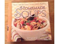 Homemade Soups Recipe Book NEW