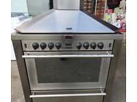 Dual fuel 90cm wide range cooker STOVES