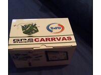 CARRVAS 4.3 inch SAT NAV/ Car GPS