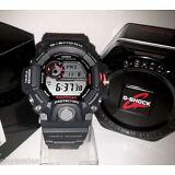 """Casio G-Shock Rangeman """"Master of G"""" Stainless Steel Solar Watch 9400 GW9400-1CR"""