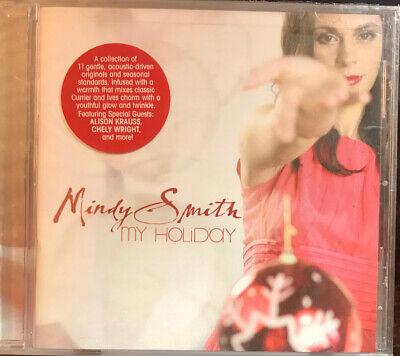 Mindy Smith-My Holiday (CD 2007 Vanguard Records) BRAND NEW—SEALED! ()
