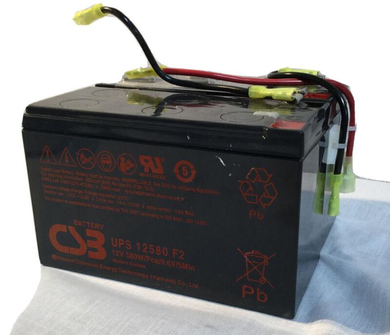 Tripp Lite RBC92-2U Replacement Battery Cartridge for Select Tripp Lite