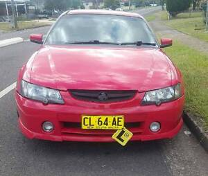 2018!! Rego 5 Speed Manual VY S pack. Lethbridge Park Blacktown Area Preview