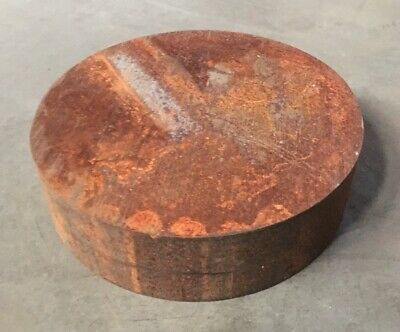 6 14 Diameter 4140 Steel Round Bar - 6.25 X 1.75 Length