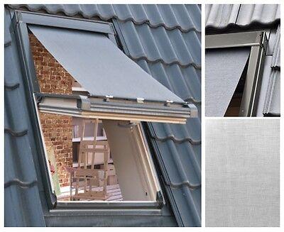 Hitzeschutz-Markisen Innenrollo AMW Nur für OKPOL Dachfenster IGK VSK ISO ISK