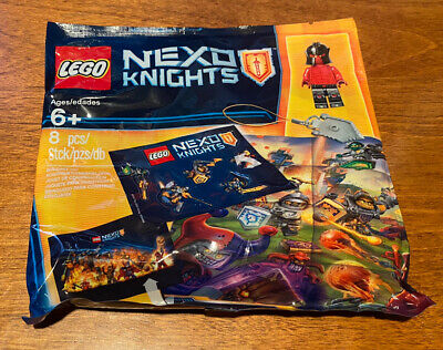 LEGO Nexo Knights Intro Pack Polybag 5004388 Brand New Sealed