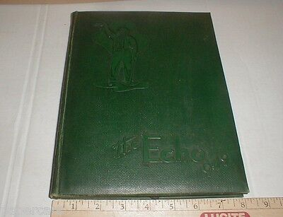 1949 Boyden Salisbury High School North Carolina Nc Vintage Yearbook Echo Book