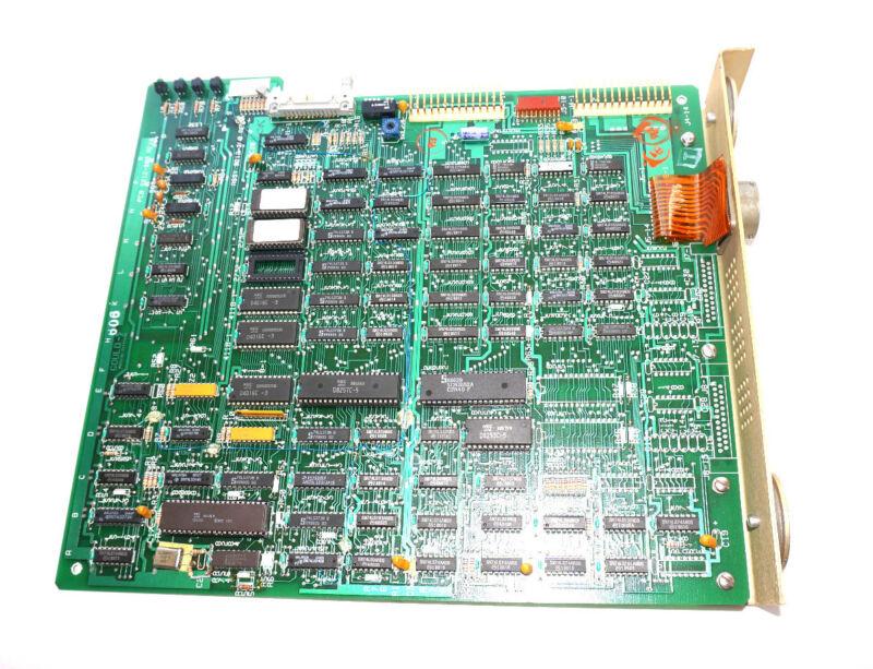 USED GOULD MODICON S212-200 CONTROL BOARD REV.A S212200