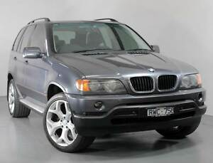 2002 BMW X5 3.0si Maidstone Maribyrnong Area Preview