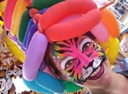 Kids Party Host Face Painting games with prizes balloons MORE !! Toorak Stonnington Area Preview