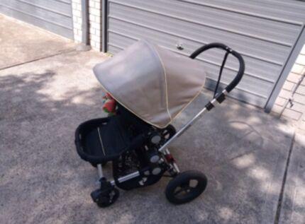 Baby stepz stroller/pram( bugaboo replica)
