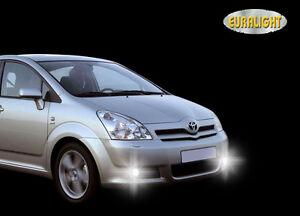 LED Tagfahrlicht Toyota Corolla Verso 04 bis 07 Scheinwerfer Tagfahrleuchten TFL