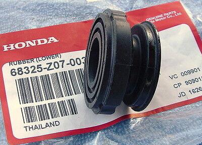 68325-z07-003 Honda Generator Rubber Foot Pad Eu2000i Eu2200i Eb2000 Oem Qty.1