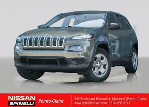 2015 Jeep Cherokee Sport AWD/BLUETOOTH / CAMERA / 2 SETS OF TIRE