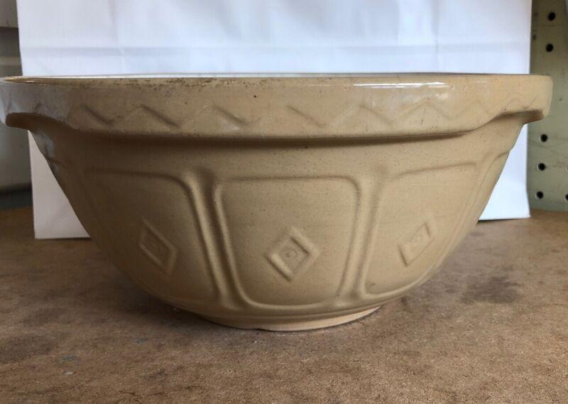 "Mason & Company Church Gresley 11"" Mixing Bowl"