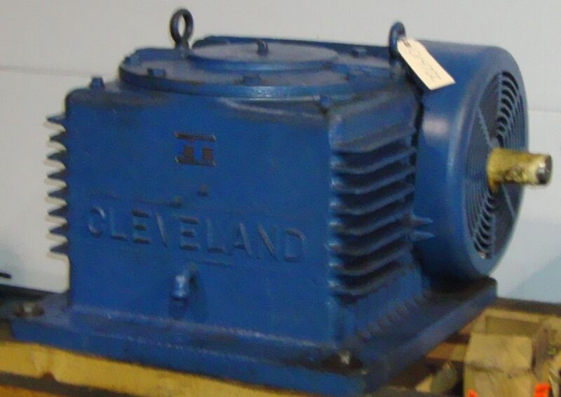Cleveland 58:1 Worm Gear Speed Reducer  0147DC