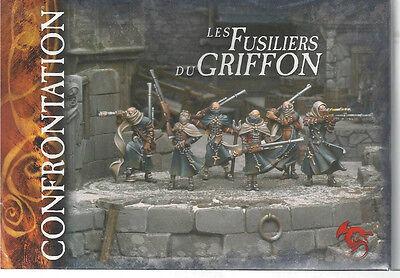 Confrontation/Rackham Musketenschützen der Greifen RK01009 ALGRBO04 Box NEU !