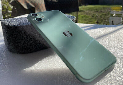 Apple iPhone 11 - 128GB - Green (Unlocked) A2111 (CDMA + GSM)