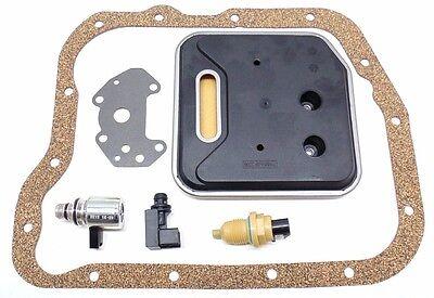 A518 A618 46RE 47RE Governor Pressure Sensor Solenoid Kit & Filter 2000-UP 21500