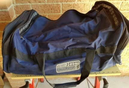 Carry bag athlete's equipment