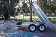 8x5 Galvanised Hydraulic Tandem Tipper Trailer ATM 3.0T 3000kg Kilsyth Yarra Ranges Preview