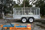 10×6 Heavy Duty Fully Welded Tandem ATM 3200KG (Model No: BT16TWE Kilsyth Yarra Ranges Preview