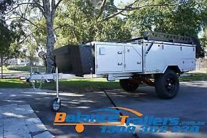 2017 Deluxe Off Road Hard Floor Forward Folding Camper Trailer Kilsyth Yarra Ranges Preview