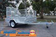 7×5 HOT DIP GALVANISED FULLY WELDED TIPPER TRAILER WITH 1290 RAMP Kilsyth Yarra Ranges Preview