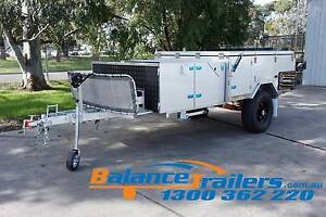 Deluxe Off Road Forward Folding Hard Floor Camper Trailer Kilsyth Yarra Ranges Preview