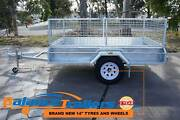 8X5 HOTDIP GALVANISED FULLY WELDED TIPPER BOX TRAILER WITH 600mm Kilsyth Yarra Ranges Preview