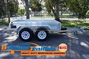 8x5 Galvanised Hydraulic Tandem Tipper Trailer ATM 3000kg Kilsyth Yarra Ranges Preview