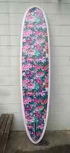 NEW Black Apache 8'6 Longboard Elanora Gold Coast South Preview