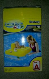 Baby swimming seat, NEW, 0-12 months