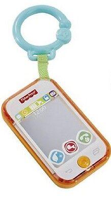 BABY SPIELZEUG MEIN ERSTES HANDY SMARTPHONE FISHER PRICE *NEU* OSTERN Erstes Smartphone