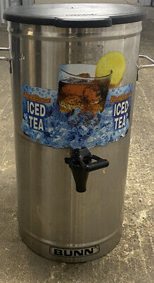 Bunn Model Td0-4 Reservoir Iced Tea Coffee Dispenser 4 Gal Used