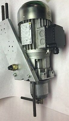 Csm Motori Cnc Coolant Hydraulic Oil Pump Motor From A Fadal Cnc
