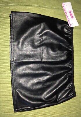 Girls Black Skirt. Size 6-8