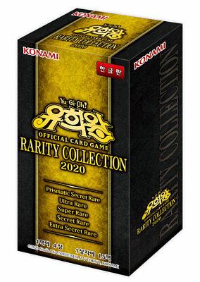 "Yugioh Card ""Rarity Collection Premium Gold Edition"" Booster Box RC03 Korean Ver"