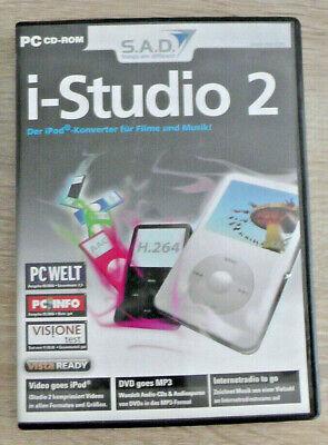 S.A.D. I-Studio 2 ipod Konverter für Filme und Musik